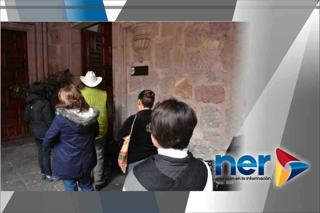 Urge Ayuntamiento A Pagar El Predial Ner Evolución En La