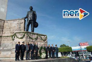 Aniversario Lázaro Cárdenas del río