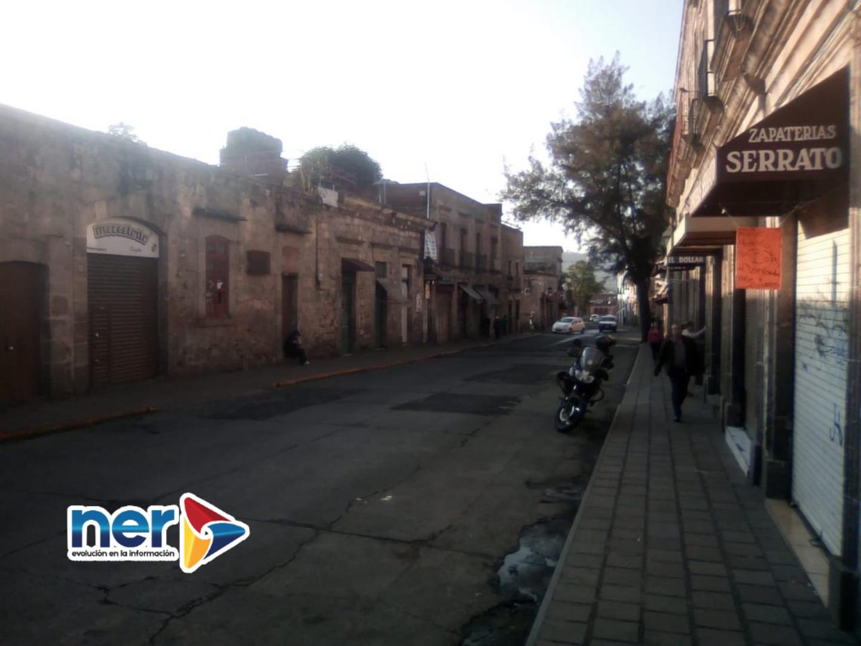 Calle Vasco de Quiroga