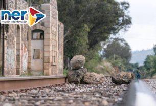 bloqueo vías férreas