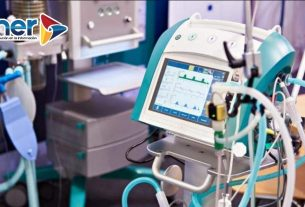Respirador hospital