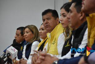 Juan Bernardo Corona PRD
