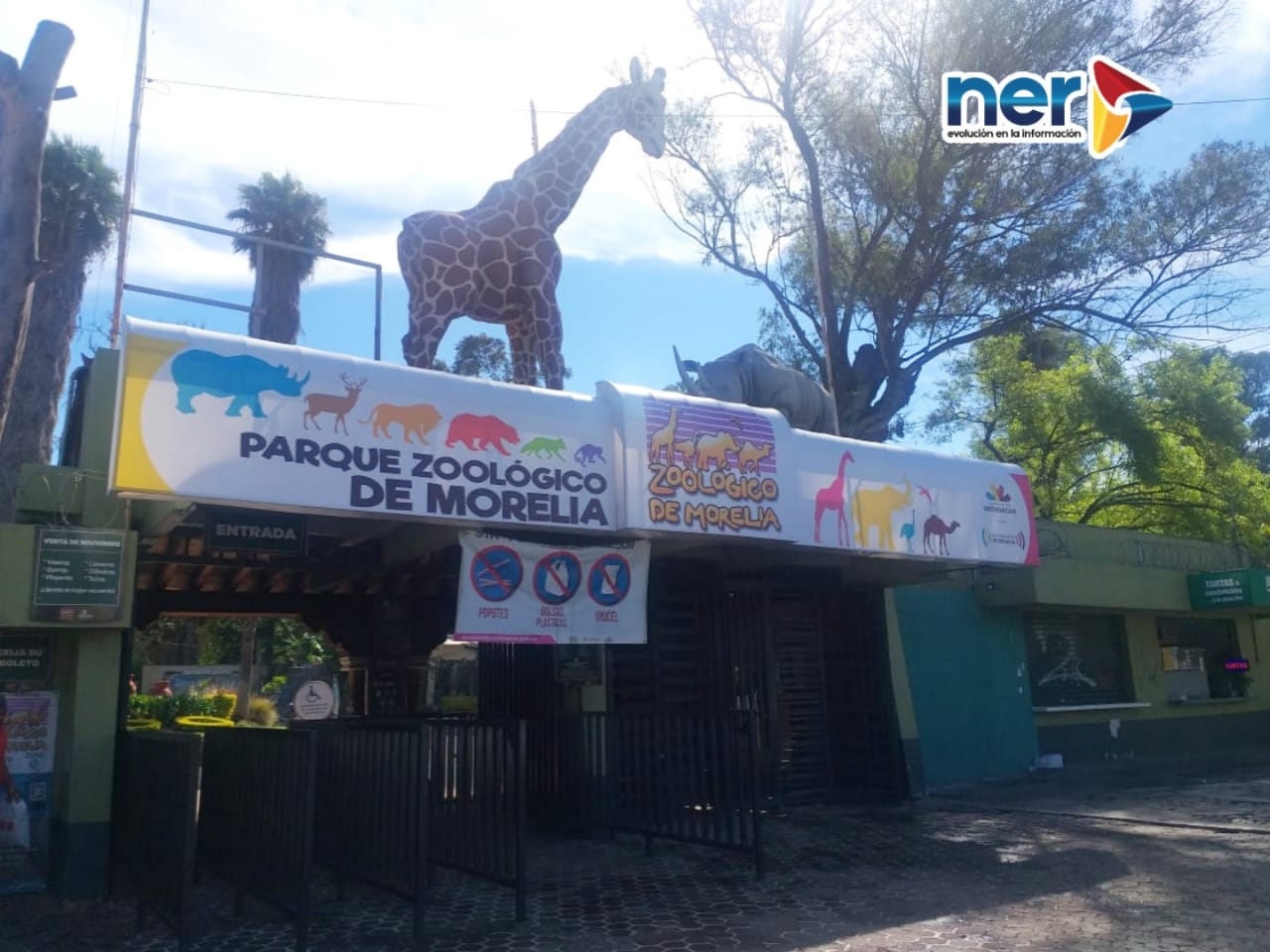 zoologico Morelia