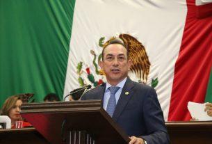 Antonio Soto en el congreso