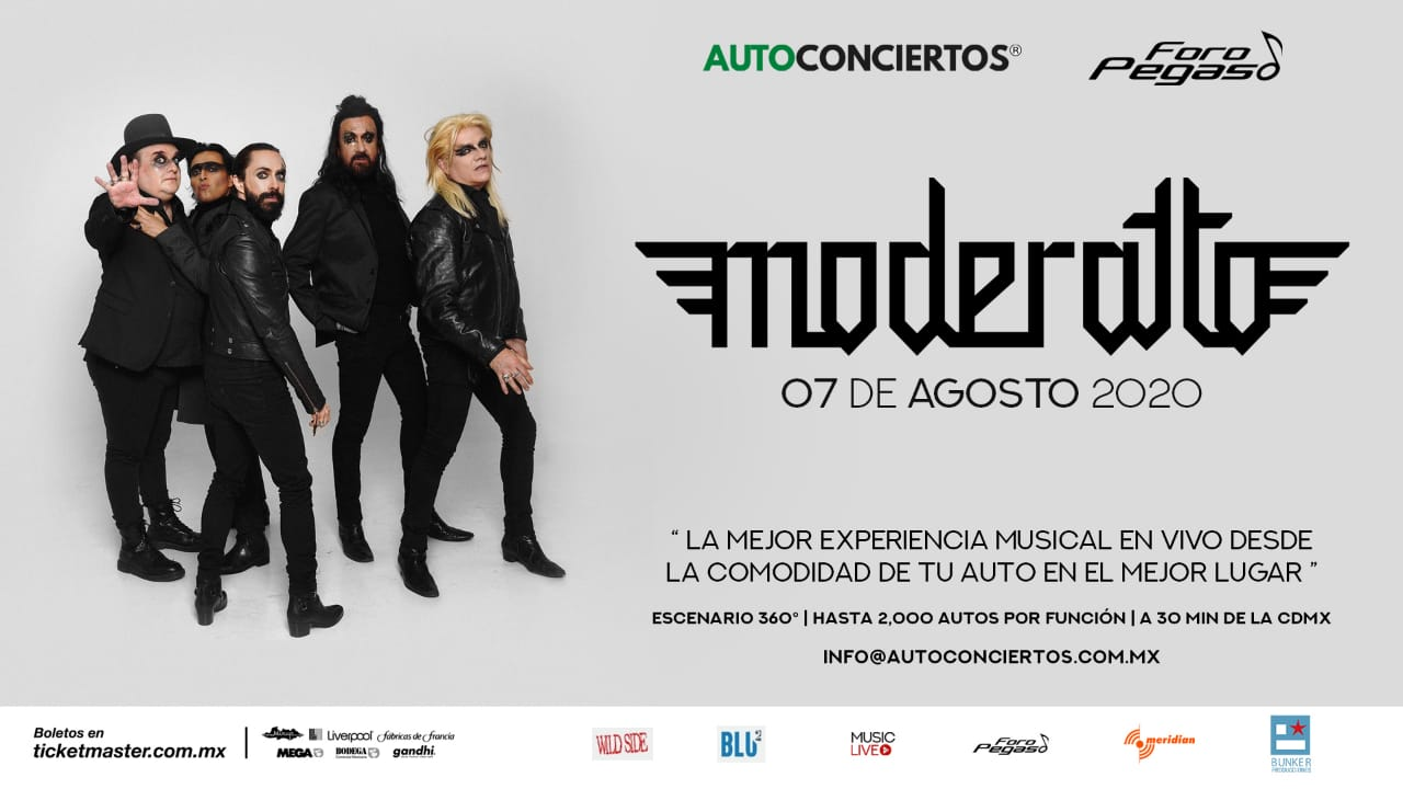 Moderatto ofrecerá auto concierto - NER - Evolución en la información