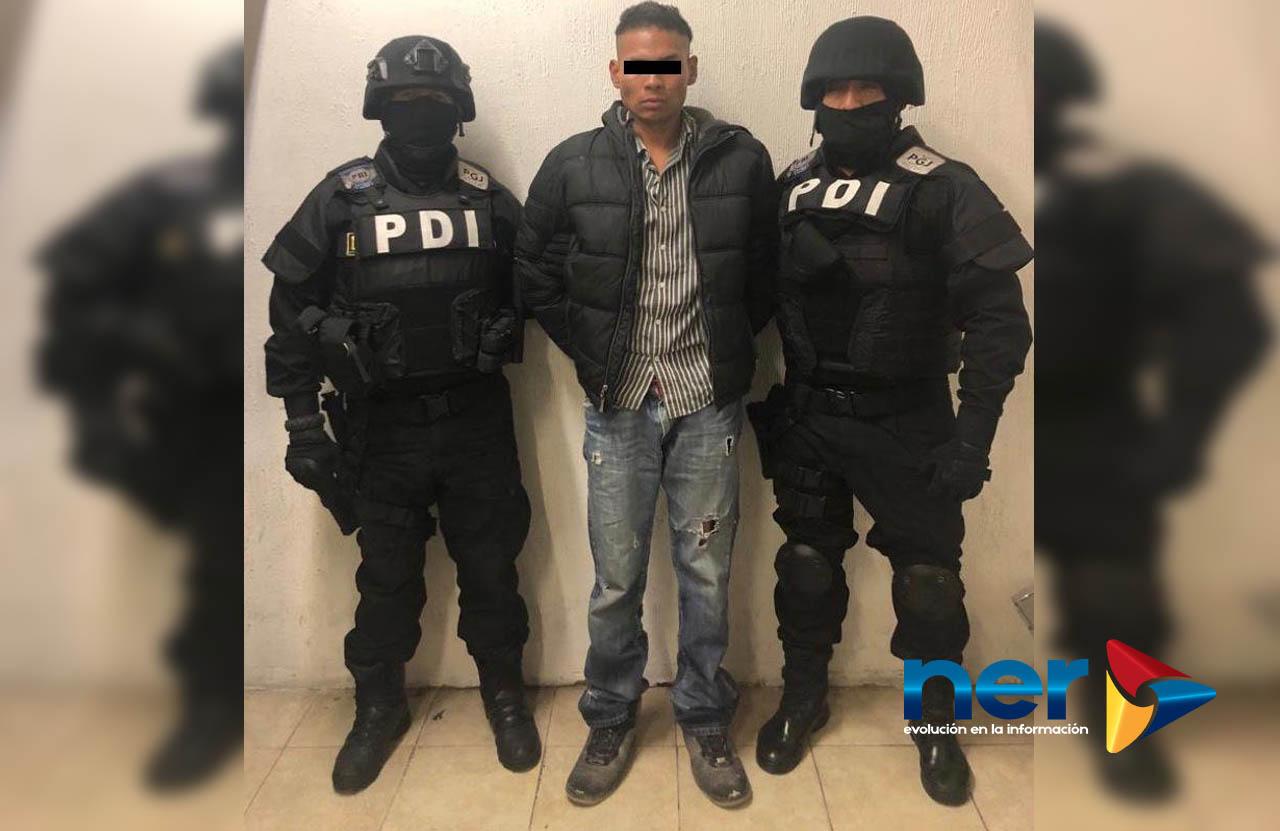 presunto agresor de periodista cdmx
