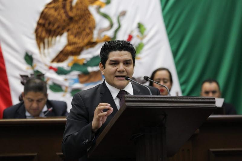 Antonio Madriz congreso